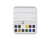 Set acuarelas Winsor&Newton waterbrush pen x12 pastillas