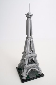 Lego Architecture 21019 The Eiffel Tower - Original- Woopy - comprar online