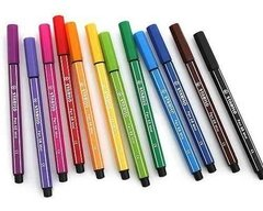 Mini Marcadores Stabilo Pen 68 X15 1 Mm - Woopy - comprar online