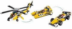 Lego Creator (31023) Yellow Racers 3 In 1 - Woopy - comprar online