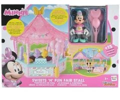 Minnie: Puesto De Feria - Sweets'n' Fun Fair Stall - Woopy