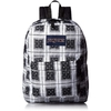 Mochila Original Jansport Superbreak 25l Black Arcade Plaid