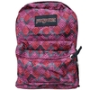 Mochila Original Jansport Superbreak 25l Multi Diamond Arrows