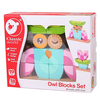 Classic World: Owl Blocks Set