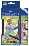 Faber Castell Manga Art Fairies