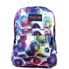 Mochila Original Jansport Superbreak 25l Multi Tie Dye