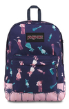 Mochila Original Jansport Superbreak 25l Hula Life Palm