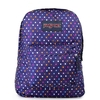 Mochila Original Jansport Superbreak 25l Purple Spot-O-Ram