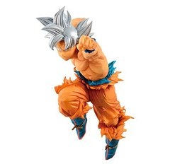 Dragon Ball Super Banpresto World Figure Colosseum Special – Goku Ultra Instinct.