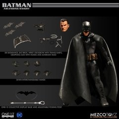 Dc Comics One:12 Collective Batman (ascending Knight) (Mezco Toyz) - Wonder Collection Store