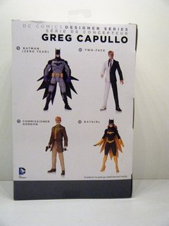 DC Designer Series Zero Year Batman Figure (Greg Capullo) - Wonder Collection Store