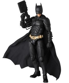 The Dark Knight Rises - Batman - Mafex #7 - Ver.2.0