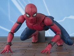 Homecoming - Spider-Man - S.H.Figuarts - Tamashii Act Wall set (Bandai)