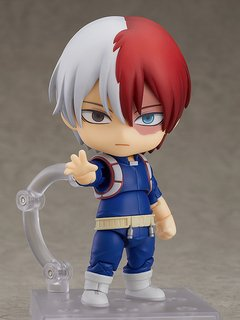 Nendoroid #1112 Shoto Todoroki Hero's Edition