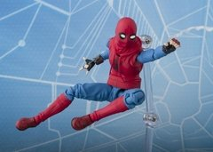 Spider-Man: Homecoming S.H.Figuarts Spider-Man (Homemade Suit Ver.) & Tamashii Option Act Wall - comprar online