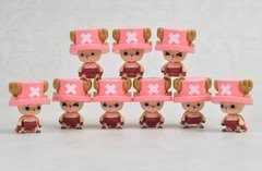 One Piece Tony Chopper mini Figure Stacking Puzzle game
