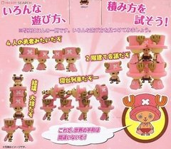 One Piece Tony Chopper mini Figure Stacking Puzzle game - Wonder Collection Store