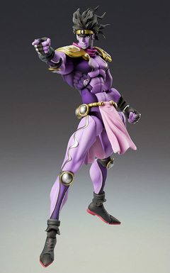 Super Action Statue - JoJo's Bizarre Adventure Part.III 55. Star Platinum Third (Hirohiko Araki Specified Color)