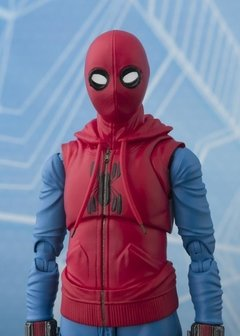 Spider-Man: Homecoming S.H.Figuarts Spider-Man (Homemade Suit Ver.) & Tamashii Option Act Wall - tienda online