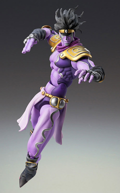 Super Action Statue - JoJo's Bizarre Adventure Part.III 55. Star Platinum Third (Hirohiko Araki Specified Color) - tienda online
