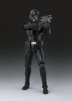 Star Wars S.H.Figuarts Death Trooper (Rogue One) - Wonder Collection Store