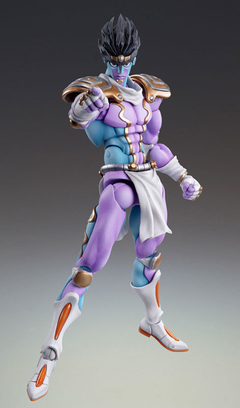 Super Action Statue - JoJo's Bizarre Adventure Part.IV #28 Star Platinum (Hirohiko Araki Specified Color)
