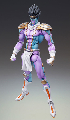 Super Action Statue - JoJo's Bizarre Adventure Part.IV #28 Star Platinum (Hirohiko Araki Specified Color) - comprar online