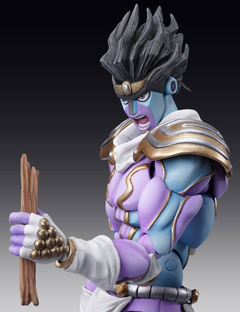 Super Action Statue - JoJo's Bizarre Adventure Part.IV #28 Star Platinum (Hirohiko Araki Specified Color) - tienda online