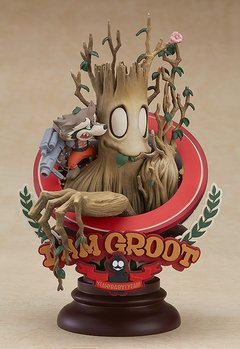 Guardians of Galaxy - Groot & Rocket- Superlog - comprar online