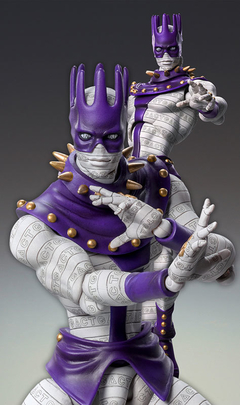 "Imagen de Super Action Statue ""JoJo's Bizarre Adventure"" Part.VI 78. White Snake"
