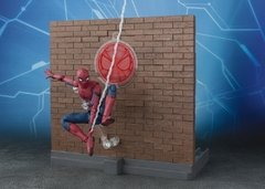Homecoming - Spider-Man - S.H.Figuarts - Tamashii Act Wall set (Bandai) en internet