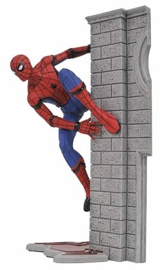 Spider-man: Homecoming Spider-man Gallery Statue - Diamond Select Toys - comprar online