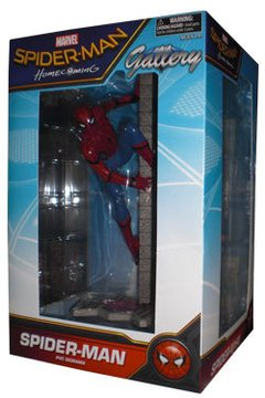 Spider-man: Homecoming Spider-man Gallery Statue - Diamond Select Toys - Wonder Collection Store