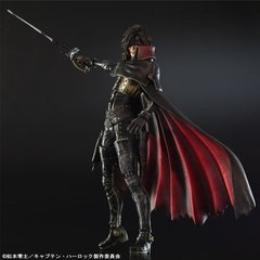 Space Pirate Captain Harlock Play Arts Kai - Harlock