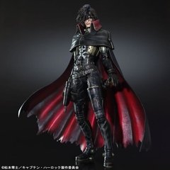 Space Pirate Captain Harlock Play Arts Kai - Harlock - comprar online