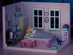 Sailor Moon Usagi's Room Exclusive - comprar online
