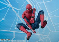 Homecoming - Spider-Man - S.H.Figuarts - Tamashii Act Wall set (Bandai) - Wonder Collection Store