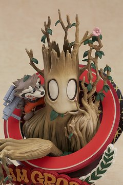 Guardians of Galaxy - Groot & Rocket- Superlog