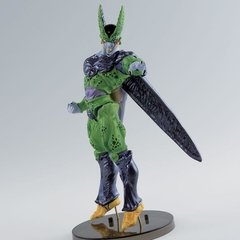 Dragon Ball Z -Perfect Cell - Figure Colosseum - SCultures - Zoukei Tenkaichi Budoukai World Stage 4 (Banpresto) - comprar online