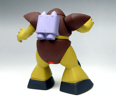 MOBILE SUIT GUNDAM BIG SIZE SOFT VINYL FIGURE: GOGG - Wonder Collection Store