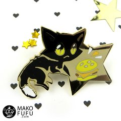 Pines enamel Mako Fufu - Fufukittens~ - Wonder Collection Store