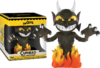 Vinyl Figure: Cuphead - 6  Super Sized The Devil- Funko