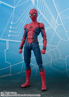 Homecoming - Spider-Man - S.H.Figuarts - Tamashii Act Wall set (Bandai) - tienda online