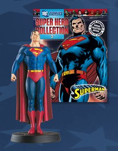Dc Superhero Best Of Figure Collection #2 - Superman - comprar online