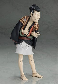 Figma #SP-100 - The Table Museum - Sandaime Ootani Oniji no Yakko Edohei - comprar online