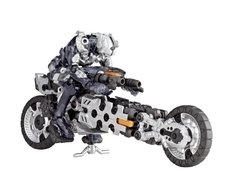 Assemble Borg 022 - Revoltech - Jackal & Jaeger - Wonder Collection Store