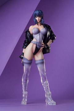 GHOST IN THE SHELL - Motoko Kusanagi Optical Camouflage