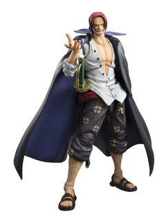 [Bonus] Variable Action Heroes - ONE PIECE: Red-Haired Shanks - comprar online