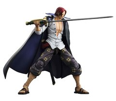 [Bonus] Variable Action Heroes - ONE PIECE: Red-Haired Shanks - Wonder Collection Store
