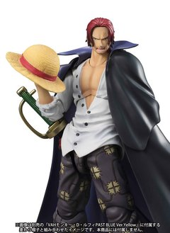 Imagen de [Bonus] Variable Action Heroes - ONE PIECE: Red-Haired Shanks
